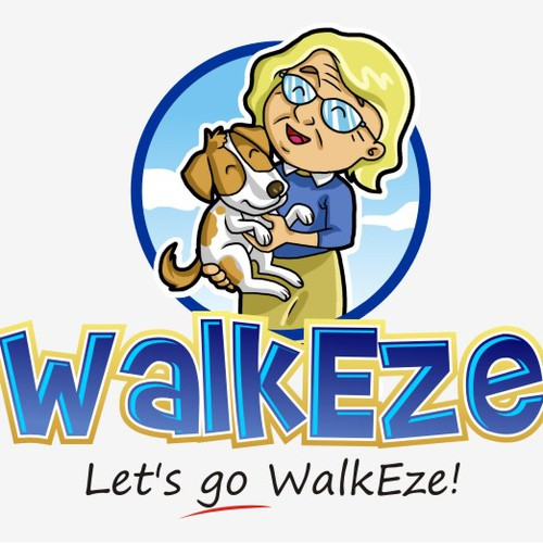 Help WalkEze with a new logo