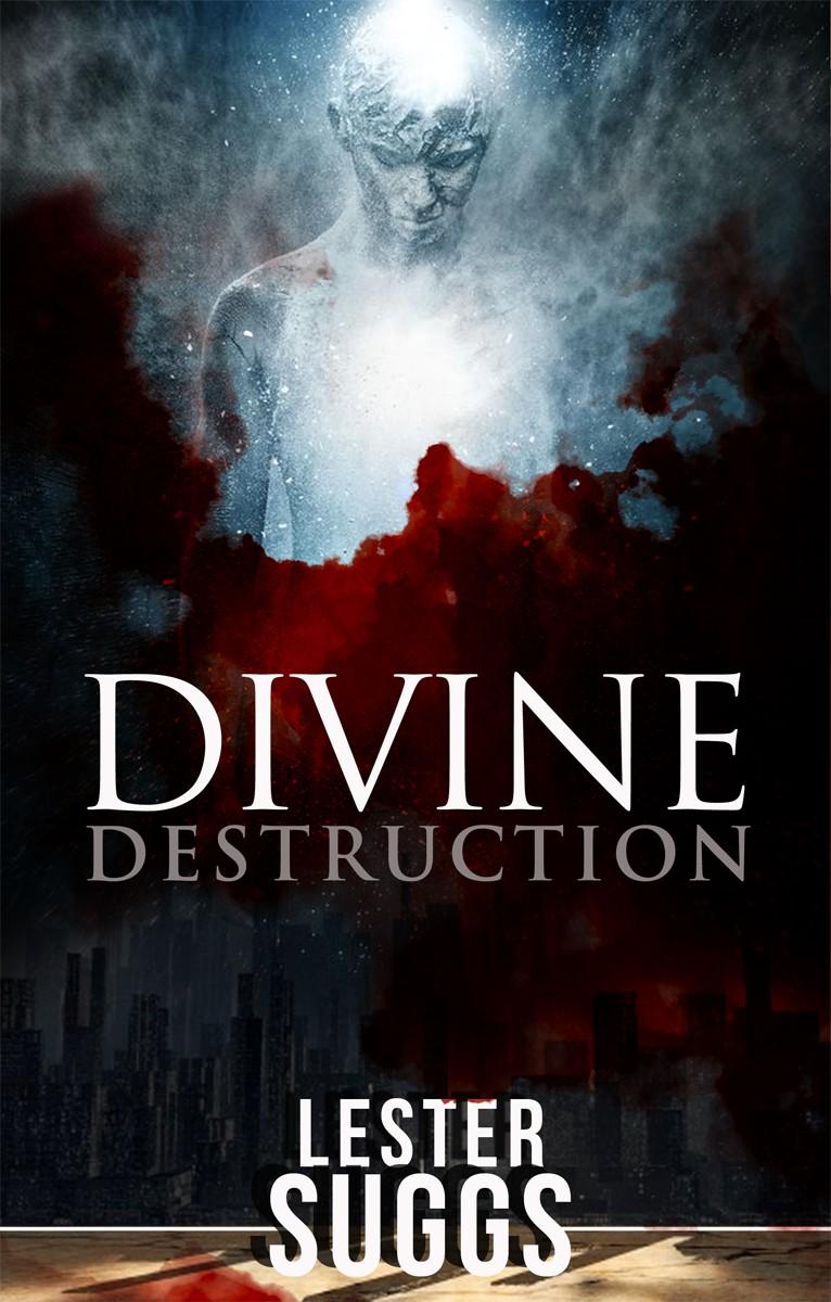 eBook Cover - God's Destroyer