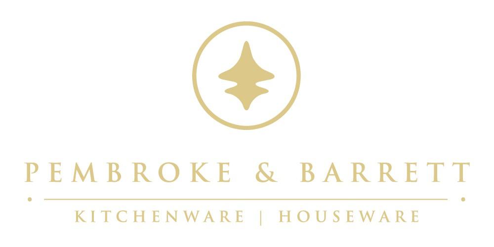 Design an awesome vintage logo for my kitchenware brand Pembroke & Barrett