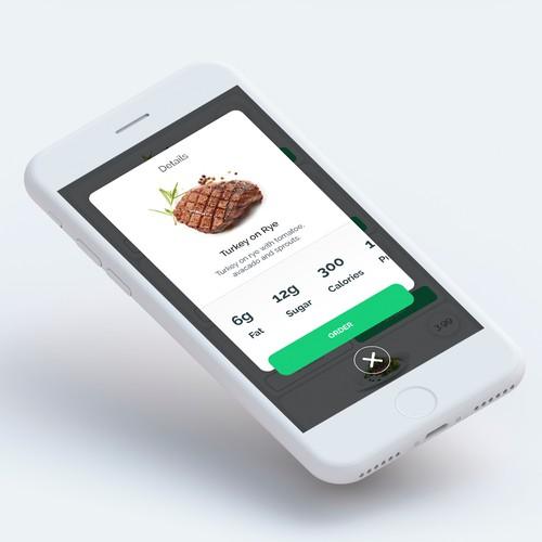 App Venta de Comida