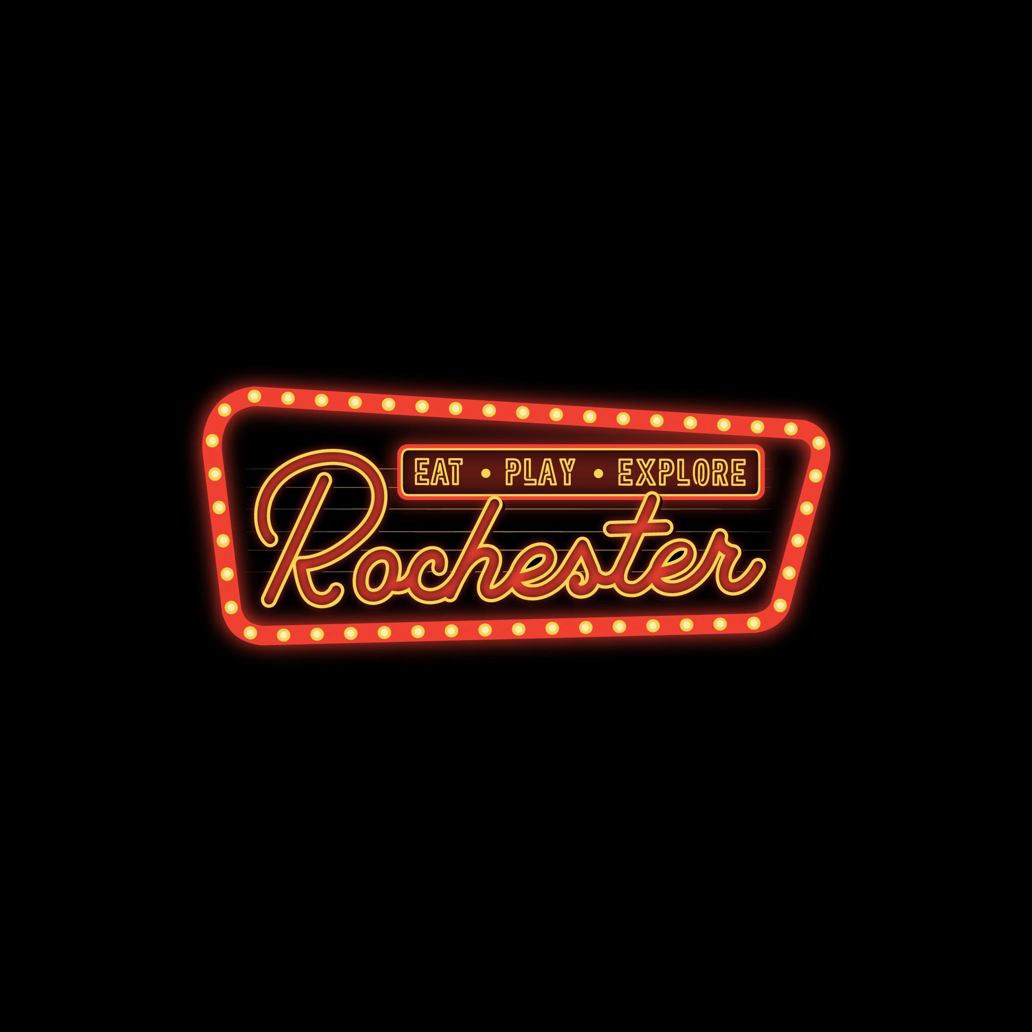 Design a Hot Logo for a TV Show & Community Spotlight Page