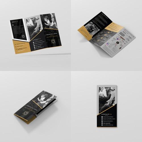 Brochure Minimal