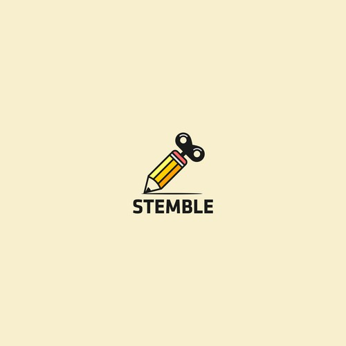 Logo concept for Stemble