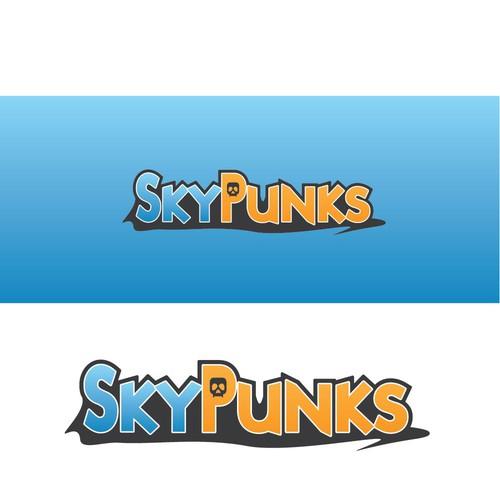 Sky Punks - New Logo