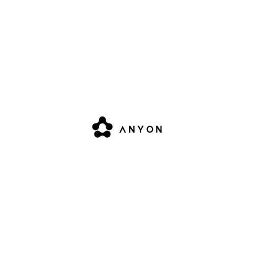 Concept logo l ANYON