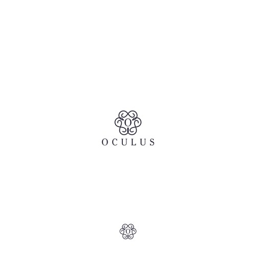 Logo for Oculus