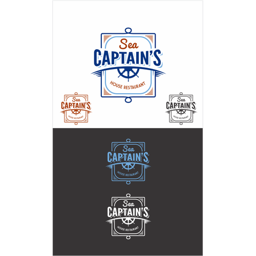 Redesign of Oceanfront Restaurant Logo