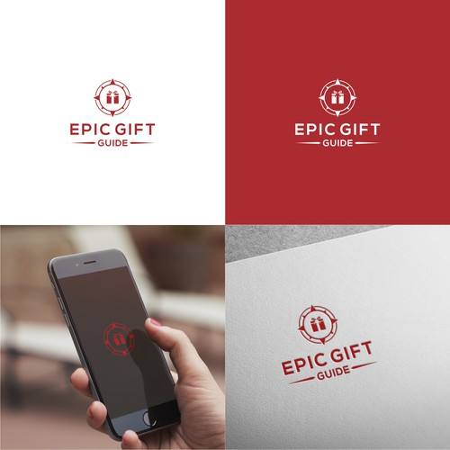 logo design for epic gift guide