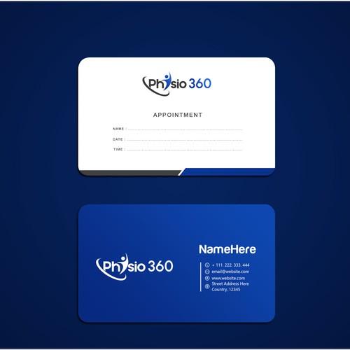 Physio 360 - Fresh Logo Design