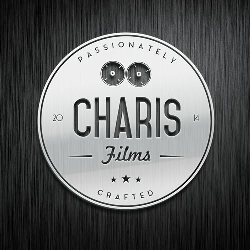 Create a design for a filmmaking company .