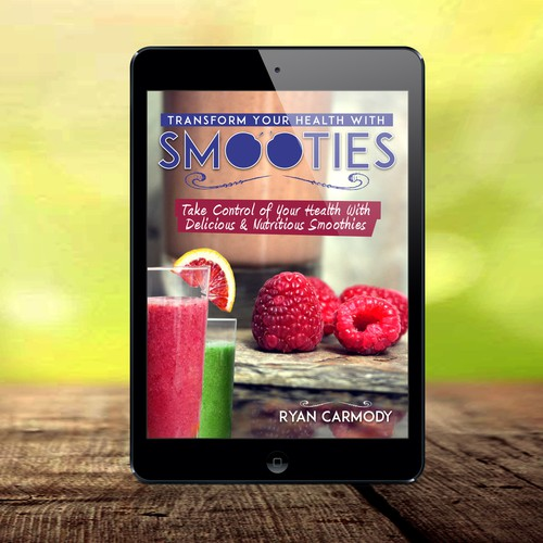 Smoothie eBook Design