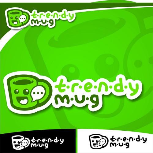 trendy mug