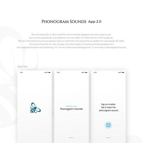 Phonogram Sounds app