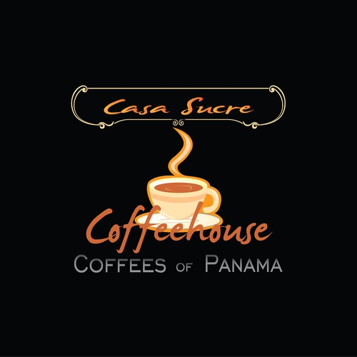 Help Casa Sucre Coffeehouse with a new logo