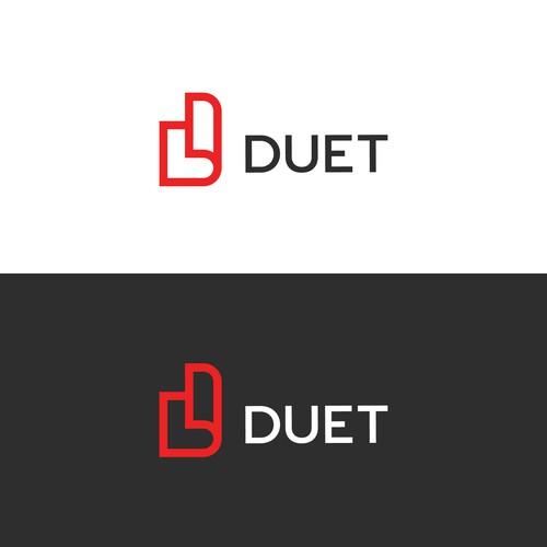 logo concept for DUET