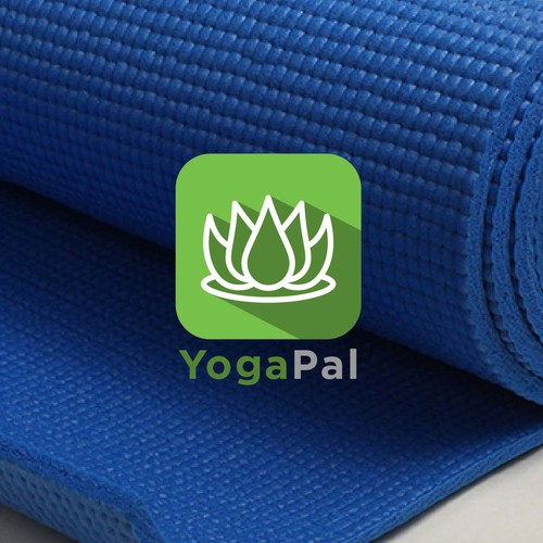 Logo Design for High End Yoga Mats