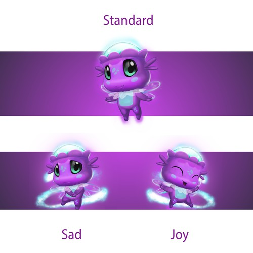 Cute Toy and Mascot Design