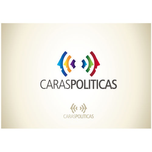 New logo wanted for CARAS POLITICAS