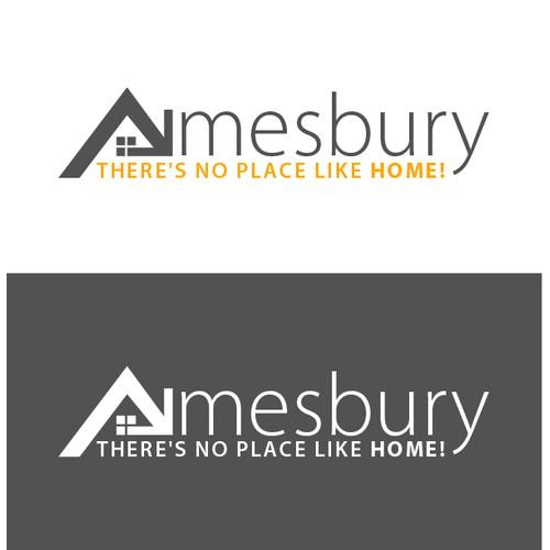 Amesbury a simple yet classy logo!