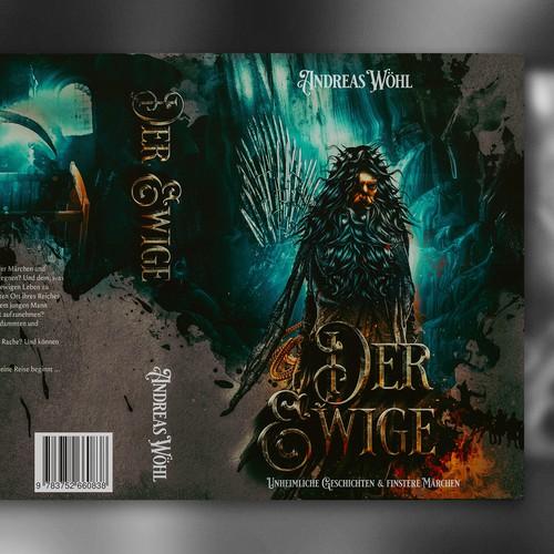 Fantasieanregendes Cover für unheimliche Storys und finstere Märchen gesucht