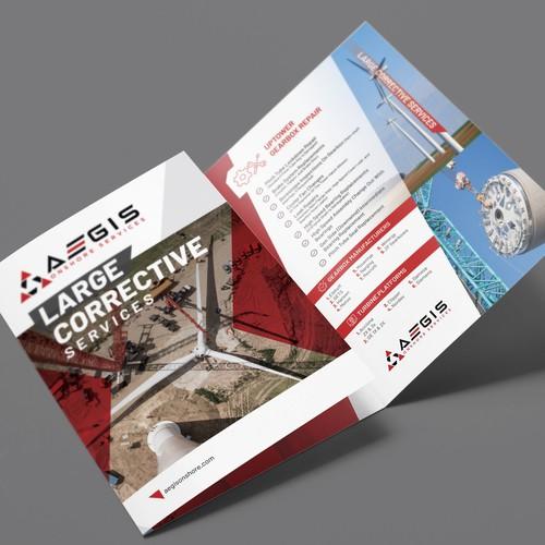 AEGIS Brochure Design