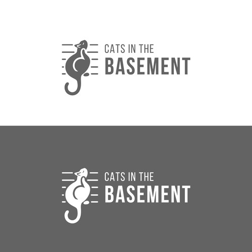 cats in the basement