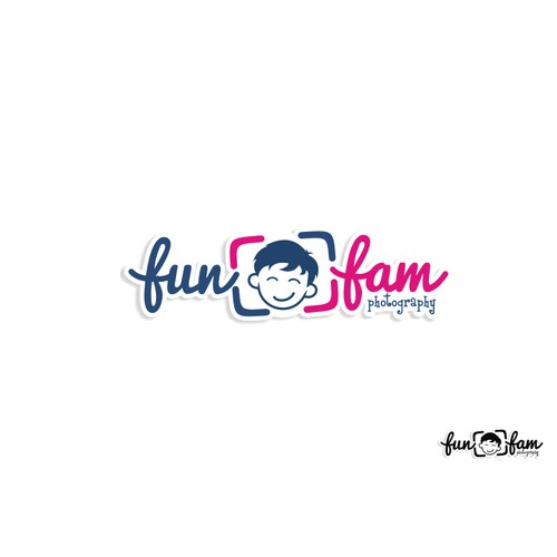 "logo for kids photography looking for new logo ""FunFam Photography"""