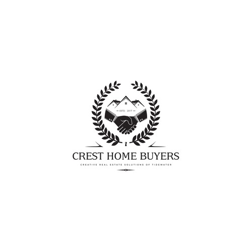Logo concept for Real-Estate buyer