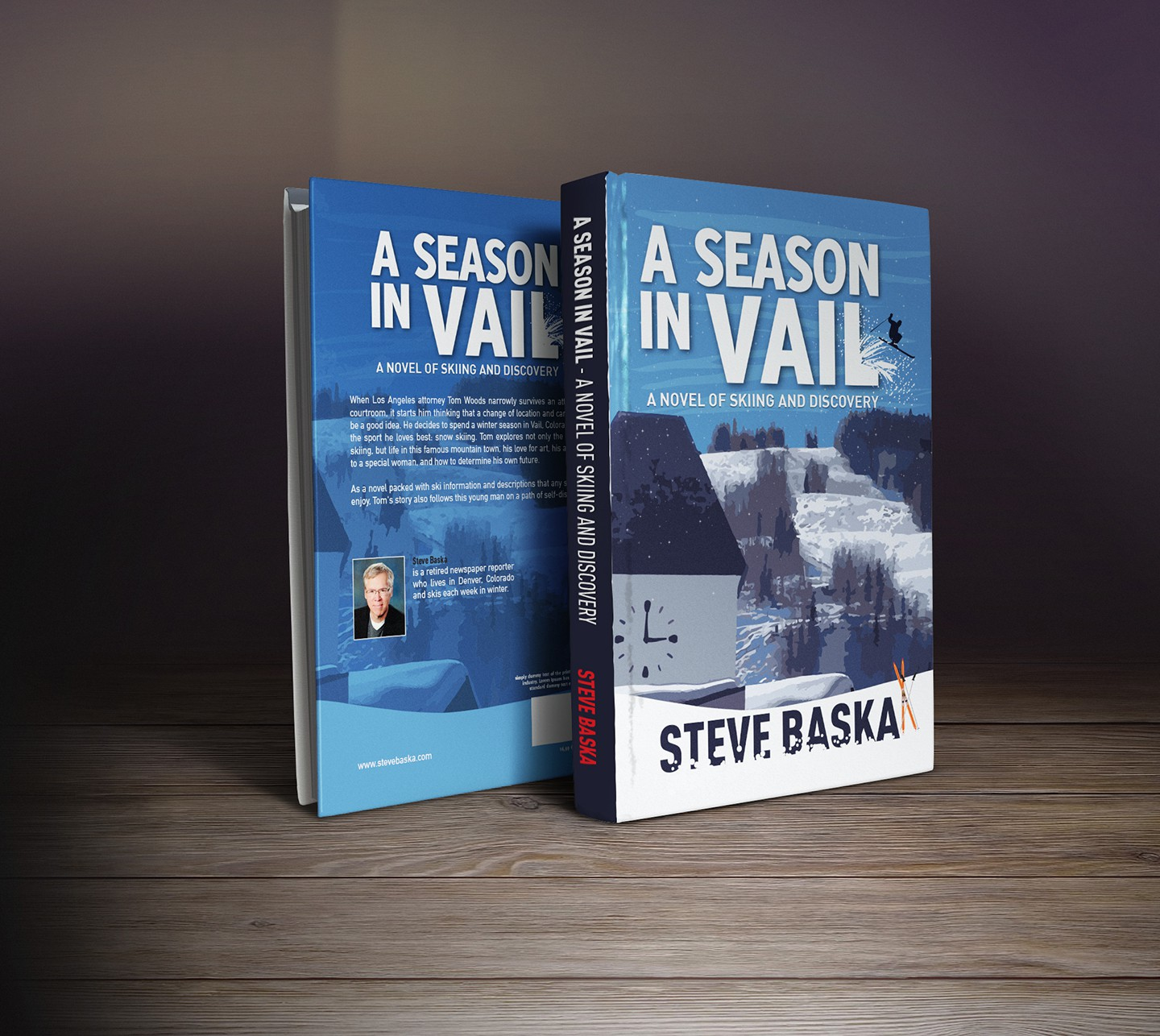 A Season in Vail book cover