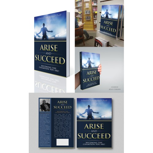Arise and Succeed Cover Book