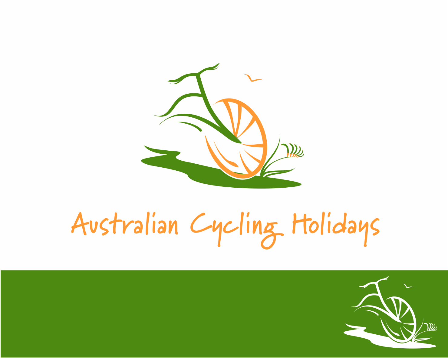 Australian Cycling Holidays needs a logo!