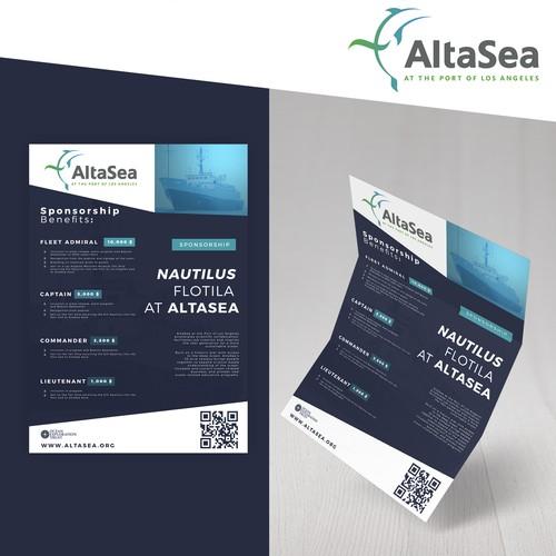 AltaSea - Flyer