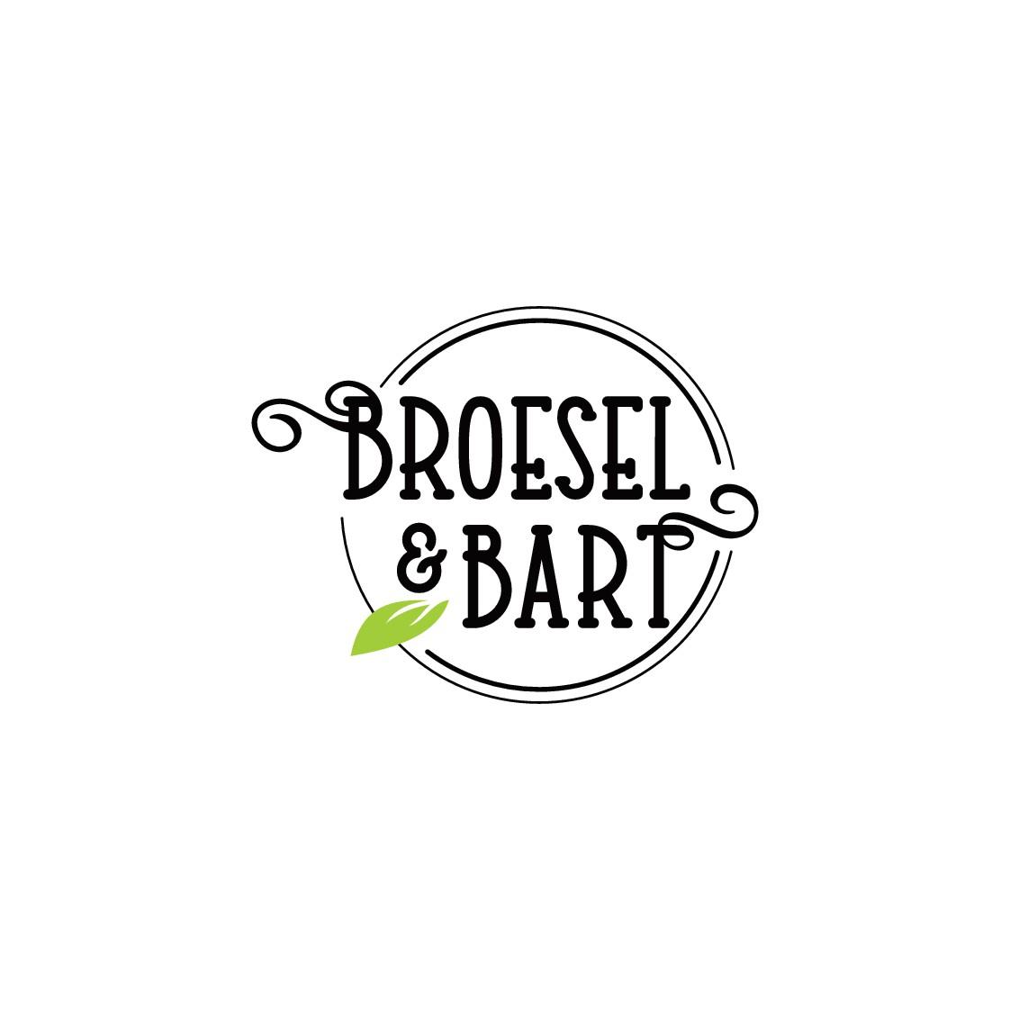 Broesel und Bart freut sich auf ein aussagekräftiges Logo