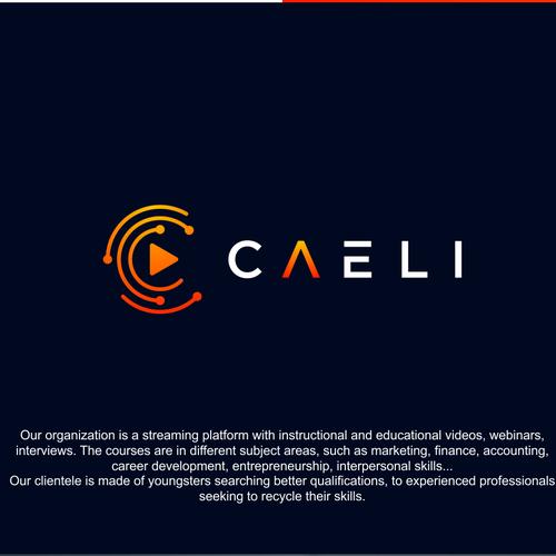 Design a logo for a new educational internet venture