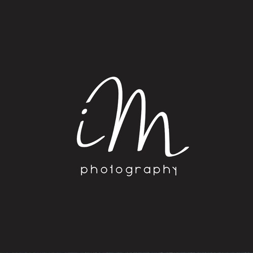 Design a sleek and classy logo for an artistic photography business