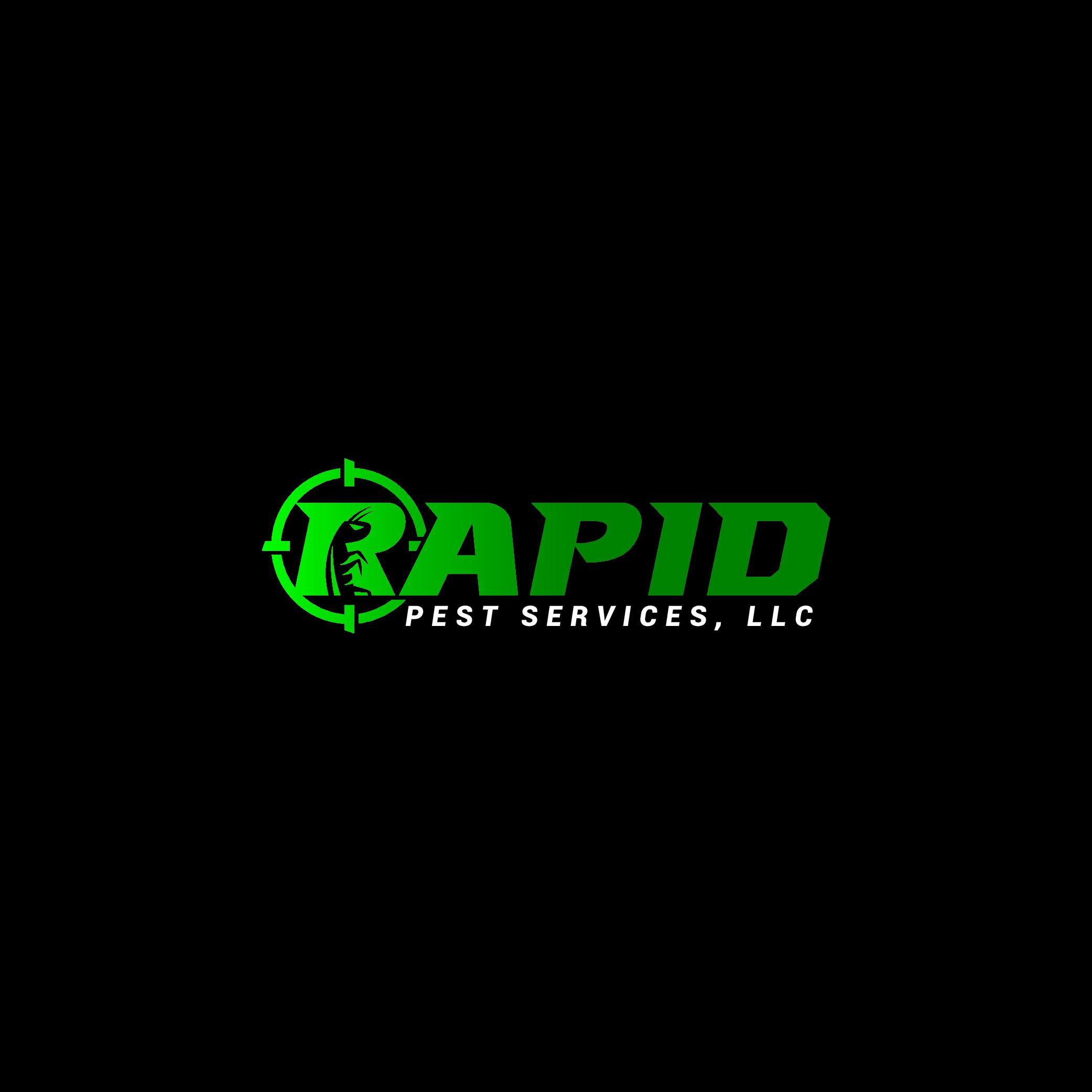 Rapid Pest Services design contest.  Creativity welcome.