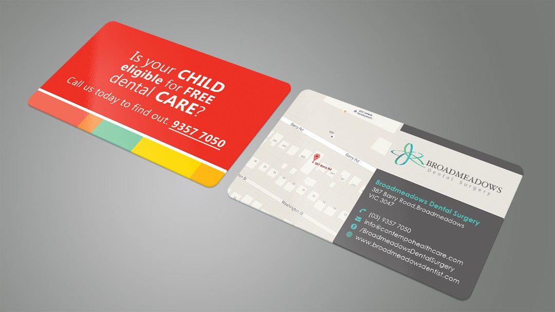 Promotion Business cards!