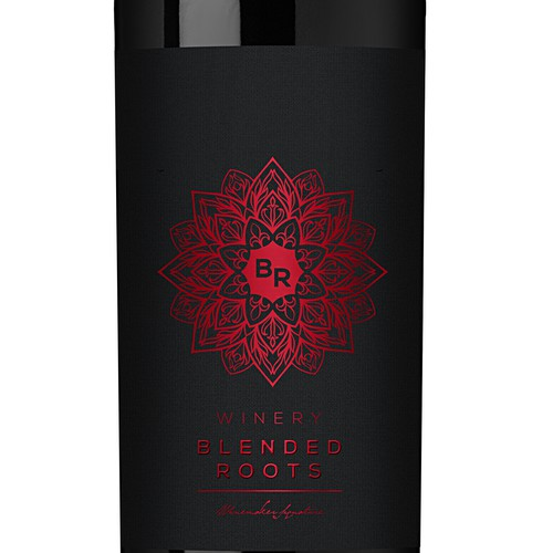 Blended Roots Winery.