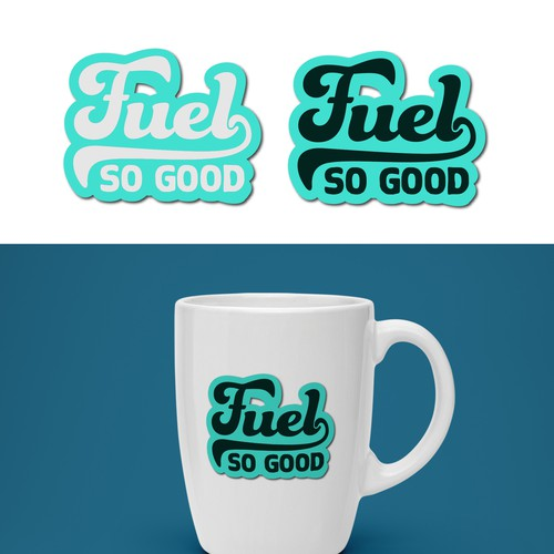 """Create a logo for """"Fuel So Good""""...healthy smoothie and food takeaway/cafe' in Australia!"""