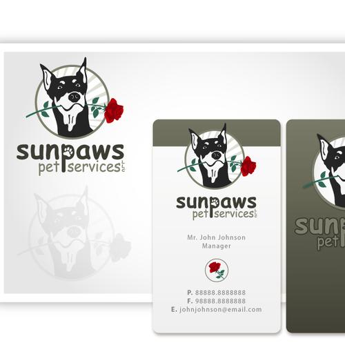 Dog Training company .... needs logo improving, please!