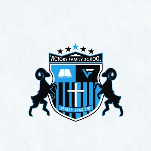 Elementary-High school Crest