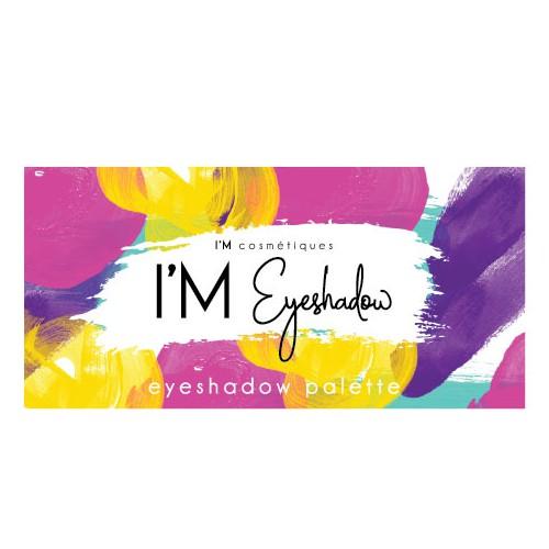 I'm Eyeshadow Packaging