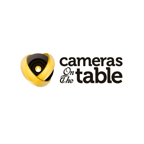 """Cameras on the Table"" needs a Logo and Brand!"