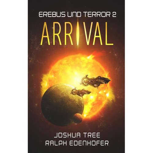 'Arrival' book cover
