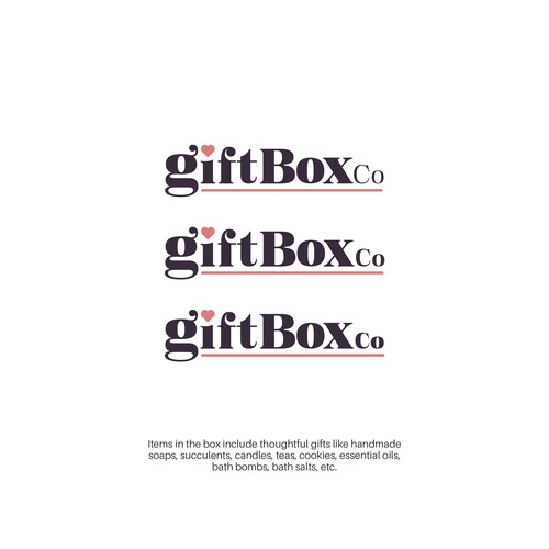 Gift Box Co Logo & Brand Guide