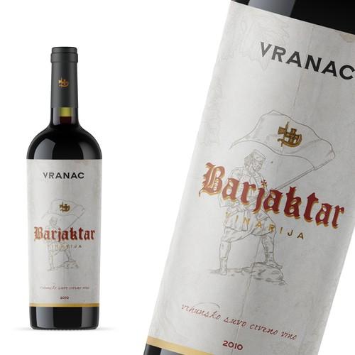 Montenegrin Barjaktar
