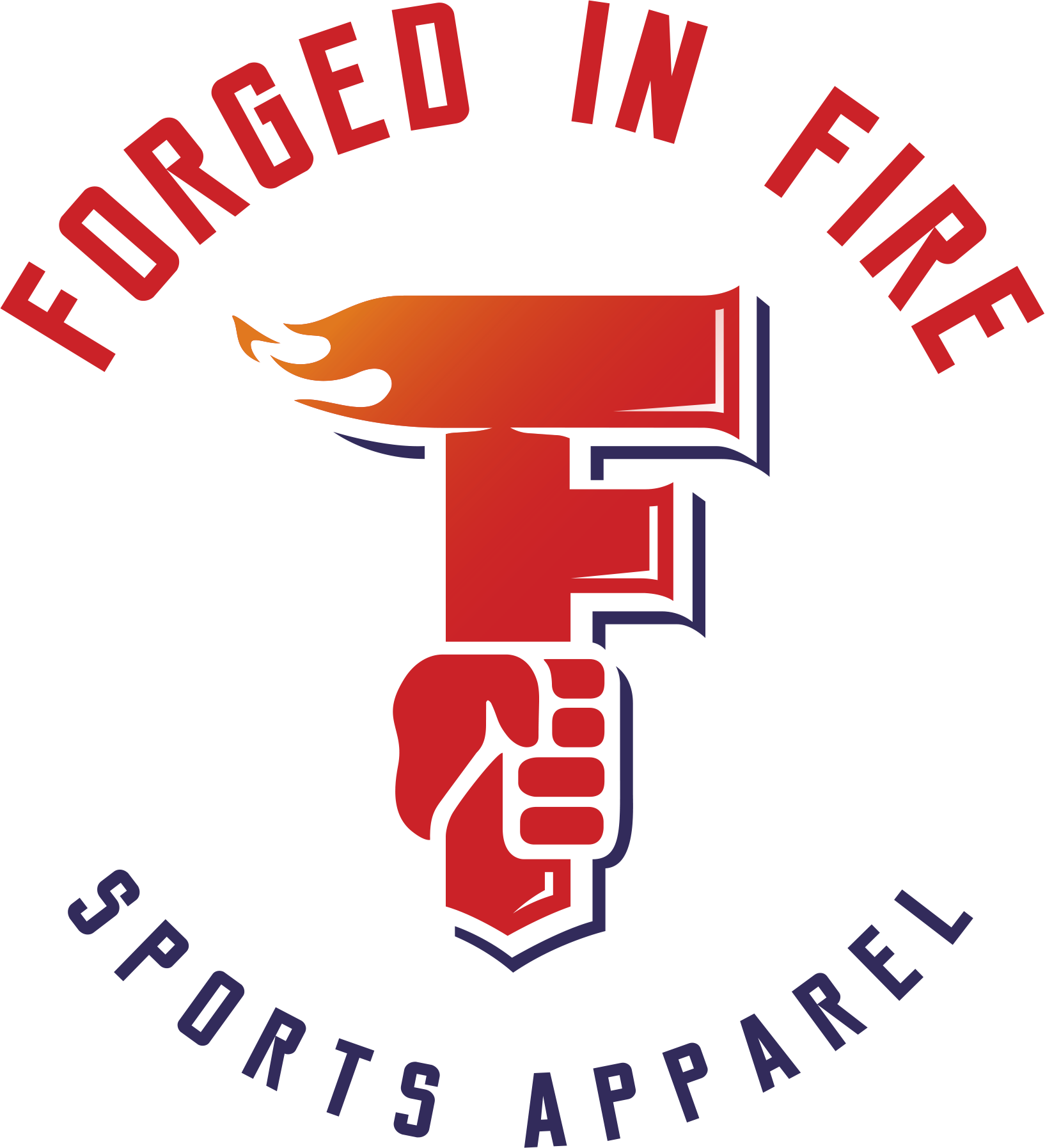 Logo for a sports/athletics/bjj apparel company