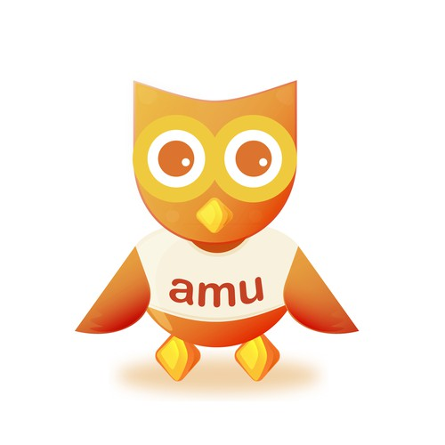 Mascot for music information portal