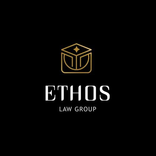 Ethos Law Group- logo concept
