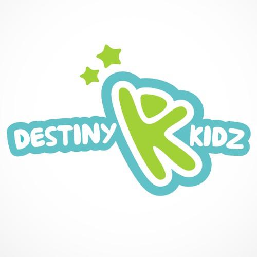 Logo Design for Kids' Church Ministry
